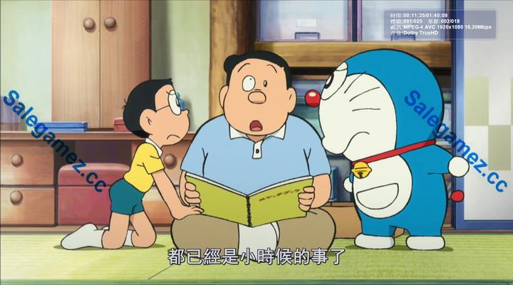 哆 啦 a 夢 金銀 島 中文 版