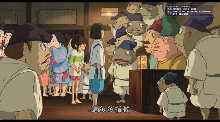 神 隱 少女 電影 完整 版 中文