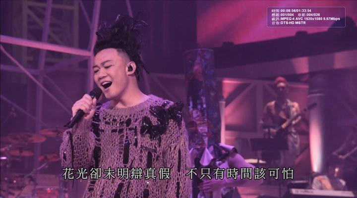 陈奕迅 Eason s Life 2013 演唱会